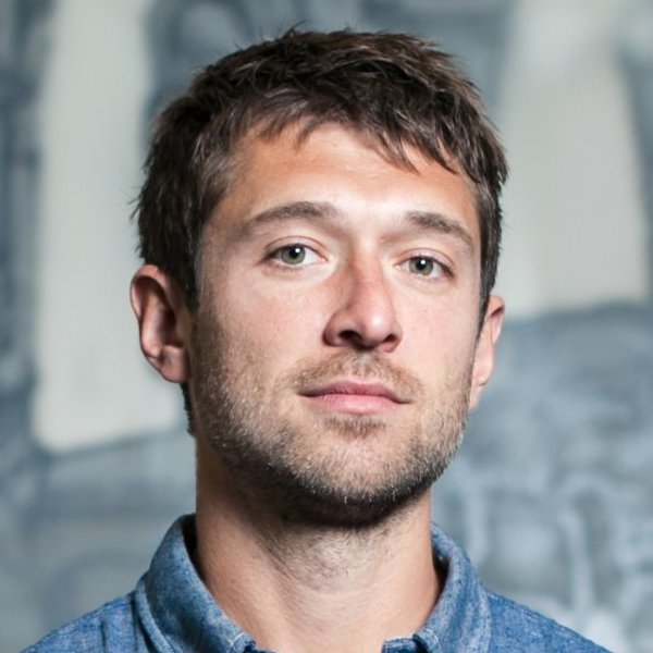 A stunning photo of Ben Lerer